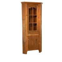 Corner Cupboard- Closed Top