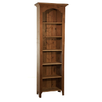 Narrow Lyndell Bookcase