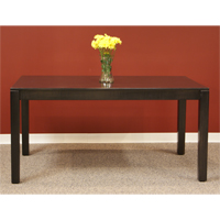 5' Solid Top Urban Dining Table